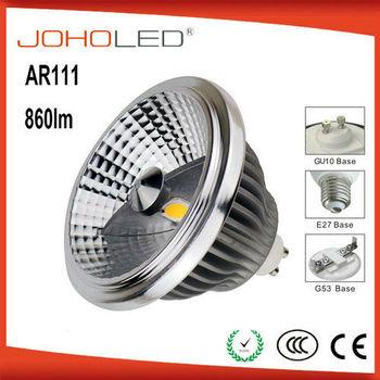 13w cob ar111 es111 gu10 led buy es111 es111 gu10 led. Black Bedroom Furniture Sets. Home Design Ideas