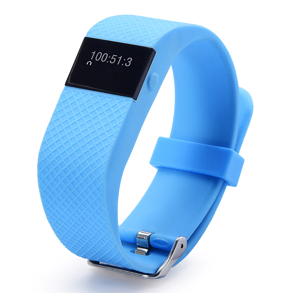 TW64S Bluetooth 4.0 Smart Bracelet Smart Band IP67 Heart Rate Monitor Wristband