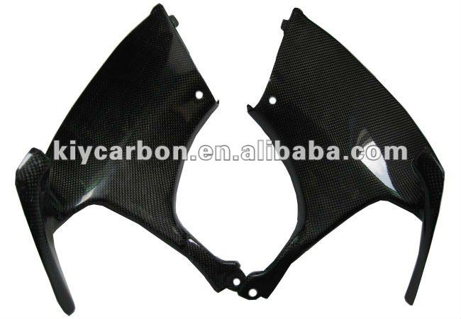 Carbon parts for Suzuki Hayabusa motorcycle