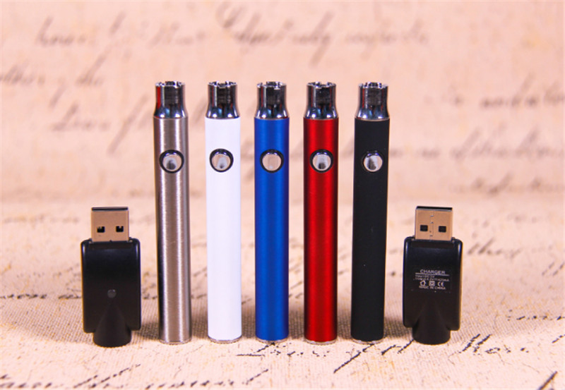 Wholesale 350mah preheat function 510 adjustable voltage cbd vape pen battery