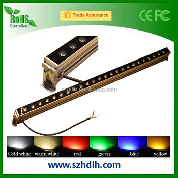 China Alibaba Outdoor Lamp Ip65 Led Wall Washer Led Projector For ...