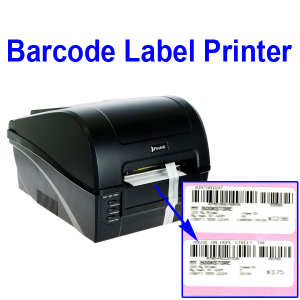 POSTEK C-168 Barcode Label Printer