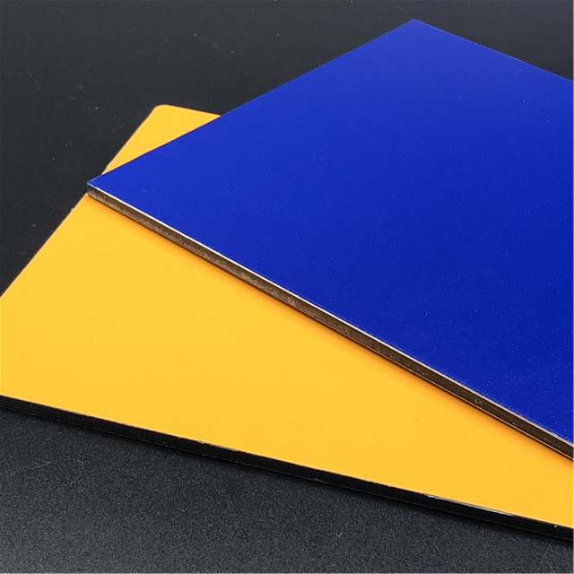 China aluminum composite panel specification wholesale