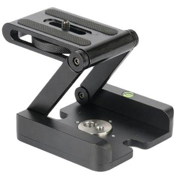 Aluminium Stand Statief Quick Release Plaat Mount Z Type 1/4 inch Schroef Station Adapter Camera