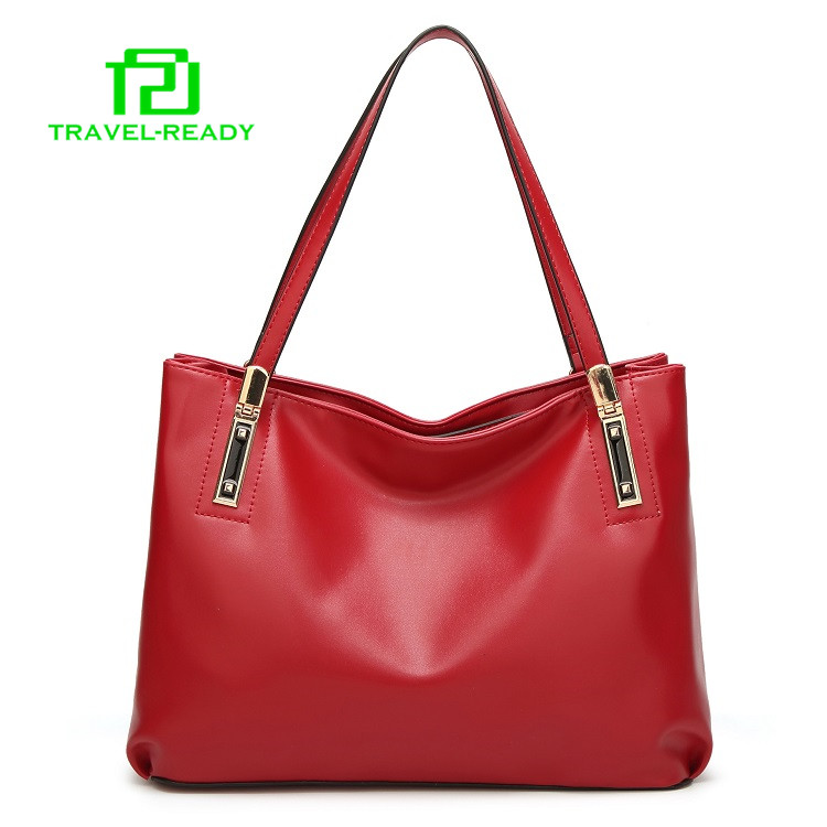 PU leather designer newest pictures lady fashion handbag