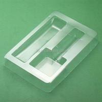 Custom plastic product insert tray Blister packaging