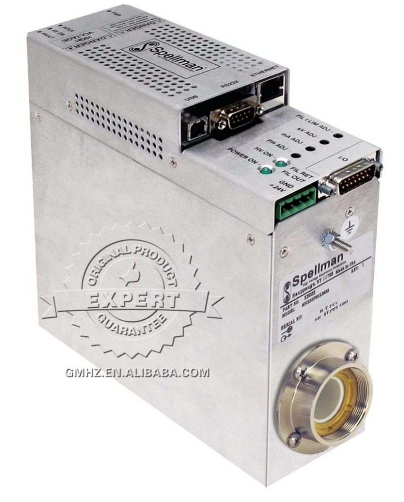 ( SPELLMAN ) MFX Series Regulated X-Ray Power Supply Module Model: MFX50N50
