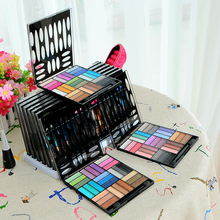 Professional 27 colors eyeshadow palette makeup maquiagem beauty naked palette Original Colors eye shadow Free shipping