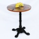 Best Selling Durable Pedestal Four Legs Cast Iron Table Base For Dining Table