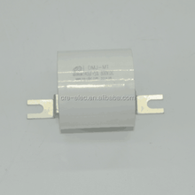 Film capacitor, DC link capacitor for bank spot welder