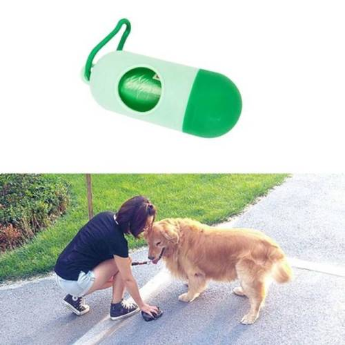 Degradable Environmental Plastic Dog Waste Bag