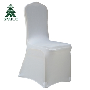 Enjoyable White Wedding Used Chair Cover For Hotel Banquet Chair Machost Co Dining Chair Design Ideas Machostcouk