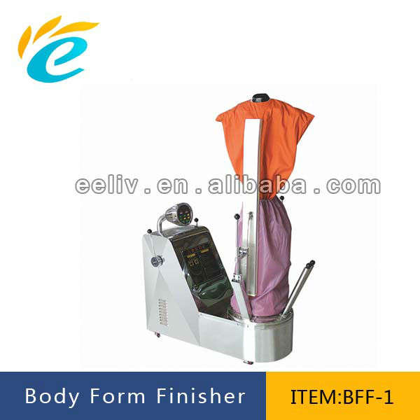 2013 new type garments ironing machine for home