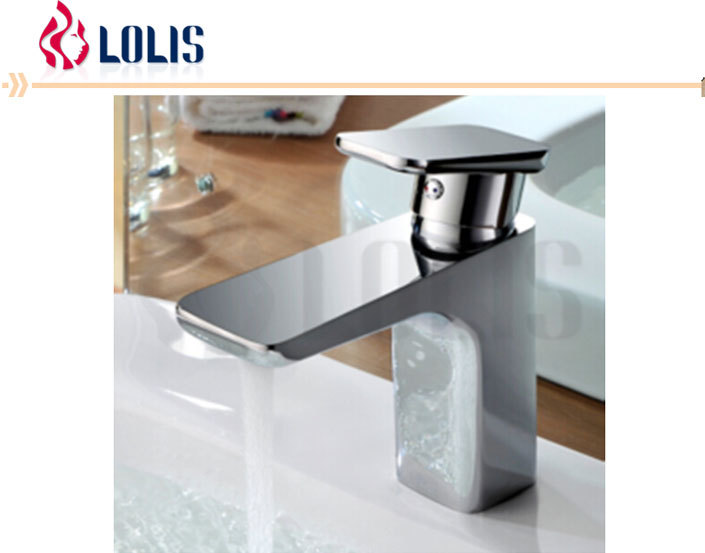 M85068YC Chrome Plating Single Level Bahroom Mixer wash basin faucets