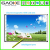 To North America. Gaoke company's comprehensive interactive whiteboard line. Good price smart board