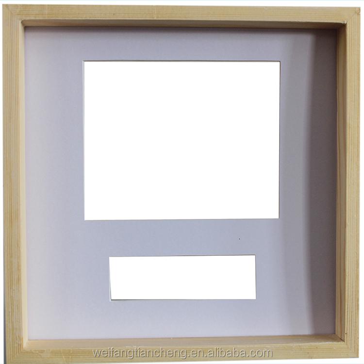 China Thick Deep Shadow Box Photo Frames Wholesale,Cube Shadow Box ...