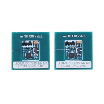 Toner Reset Chip For Chip-lexmark C930/935 Cartridge Chips - Buy Toner  Reset Chip,Chip-lexmark C930/935,Cartridge Chips Product on Alibaba com