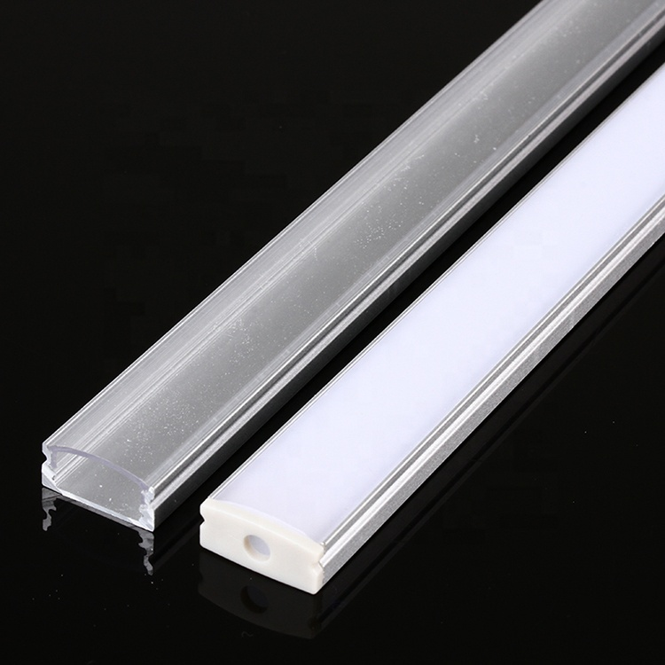 Aluminium profile for Led bar light 45 degree corner led aluminum profile