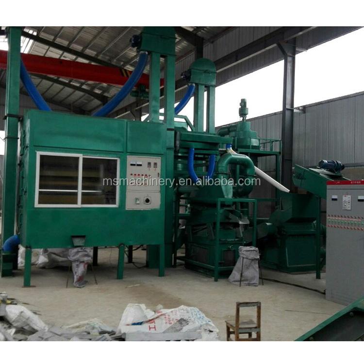 Usine directe déchets machine de recyclage de circuits imprimés