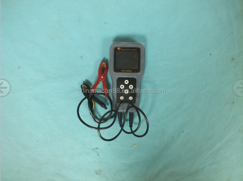 CCA 24V Battery Tester with printer for lead-acid battery of automotives
