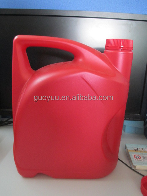 Auto Care Product Packaging Bottle/ 5 Litter Hydraulic oil Plastic Bottle