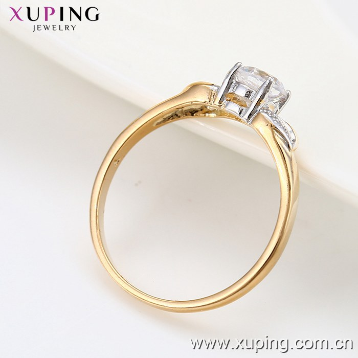 Latest Simple Fancy Ladies Gold Finger Big Gemstone Ring For Women ...