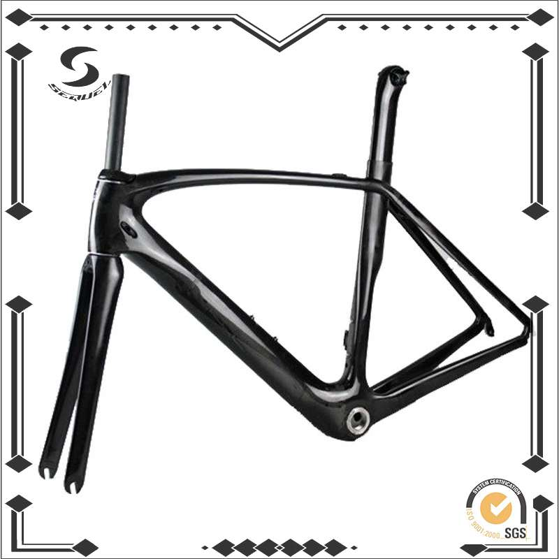 2016 Sequel carbon road bike frame T800 bicycle accessory,chinese cheap carbon frame