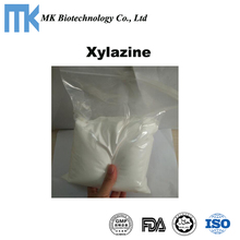 High Quality API 99% Xylazine Hydrochloride powder chemical reagents CAS 23076-35-9 CAS 7361-61-7 Xylazine powder