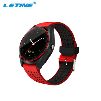 2017 V9 Ce Rohs Sport Android Smartwatch Sim Card Mobile Watch Phones Round  Wrist Bluetooth Smart Watch Cheap Price - Buy Smart Watch,Bluetooth Smart