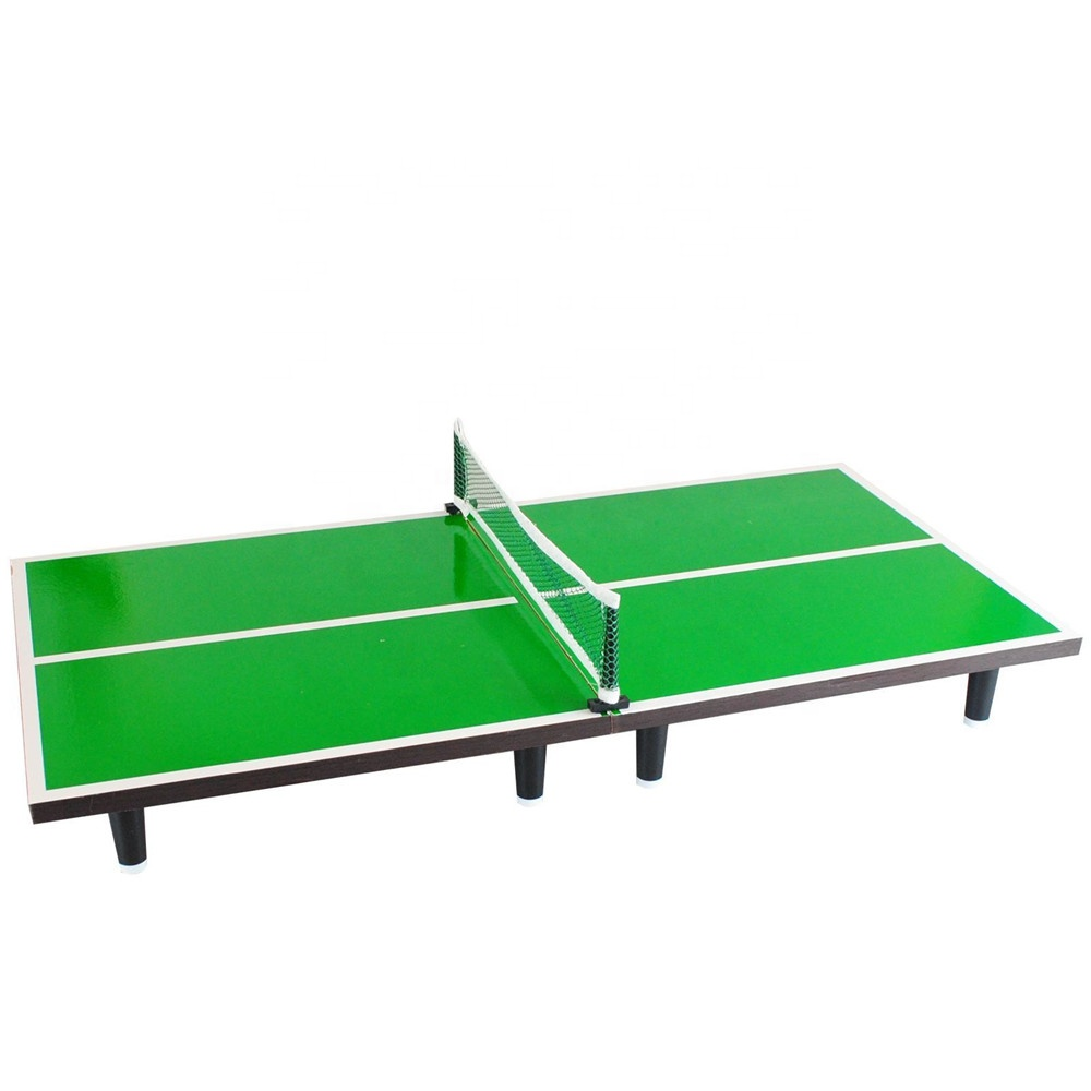 - Mini Double Folding Table Tennis Table/small Ping Pong Table - Buy
