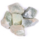 Nartural Rough Tumbled Stones Green Aventurine Stone