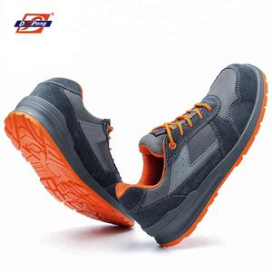 2019 Hot Sale China Light Weight safety footwear Comfortable Workman Safety Shoes