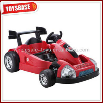 battery powered kids race cars