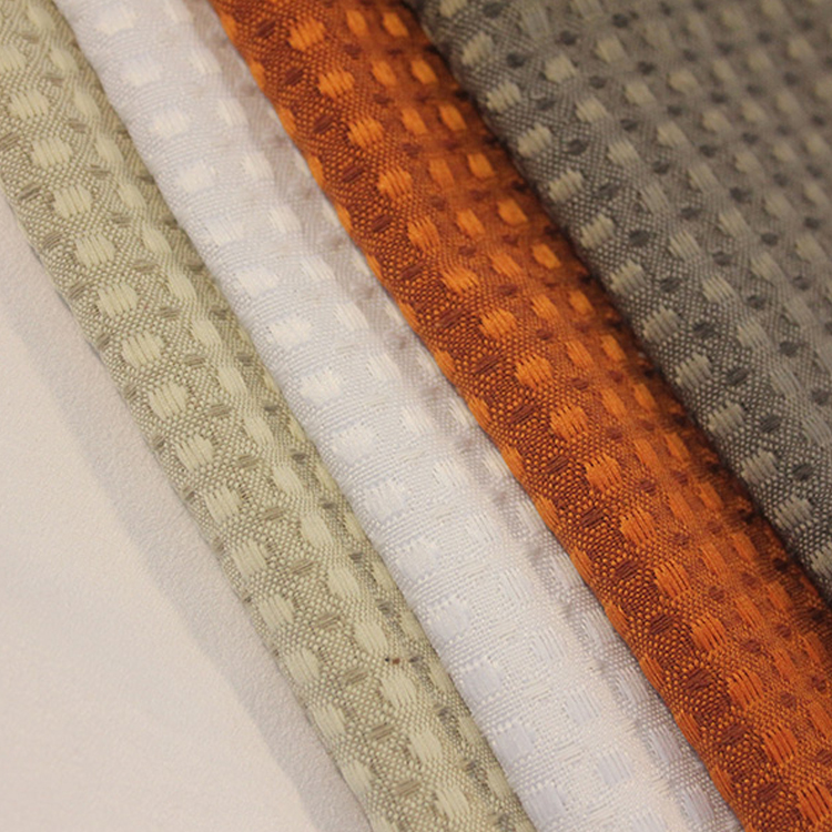 Innovative products for import flame retardant textile embroidered sheer voile curtain fabric