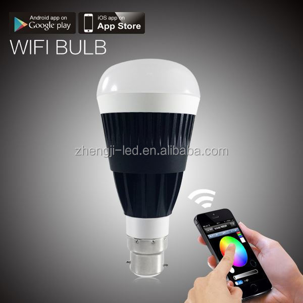 new china products,IOS Android RGBW insteon led smartphone controlled bluetooth led lamp
