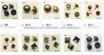 Decorative Sofa Nail/furniture Nail/upholstery Nail Trim