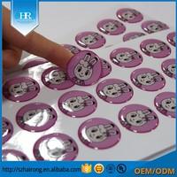 Cartoon 3D Car Fridge epoxy plastic round Magnet Magnetic Sticker