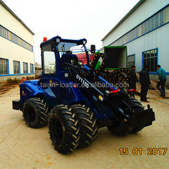 Dy1150 Small Wheel Drive Tractors Front End Loader For Sale - Buy Farm  Tractor Front End Loaders,Compact Tractor Front Loader,Small Tractors Front  End