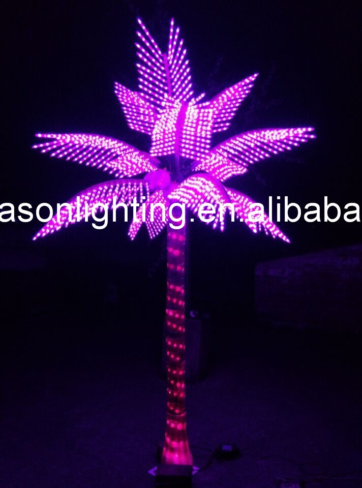 Lighted palm trees for outside buy palm tree lighted lighted trees
