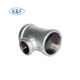 Malleable Cast Iron Pipe Fitting Junction Npt Threaded Pipe Fittings Conduit tee