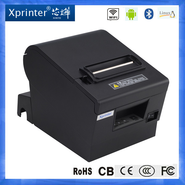 Xprinter manufacturer direct price 80 mm thermal receipt printer with 1 Year Warranty