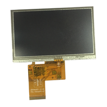 LCD screen 480x272 touch LCD modul 4,3 zoll wvga tft LCD display
