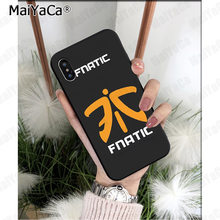 MaiYaCa LOL fnatic fnc цветной чехол для телефона Apple iphone 11 pro 8 7 66S Plus X 5S SE XS XR XS MAX(Китай)