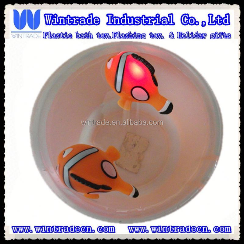 Floating Flashing Clown Fish, Floating Flashing Clown Fish Suppliers ...