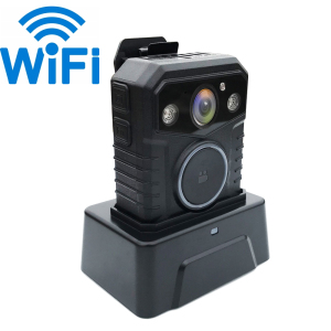 4G Police Body Worn Cameras Body Cam Recorder Waterproof For Law Enforcement