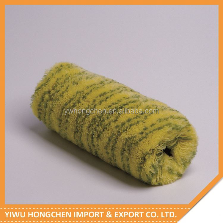 Hot selling superior quality industrial nylon brush and paint rollers fast delivery