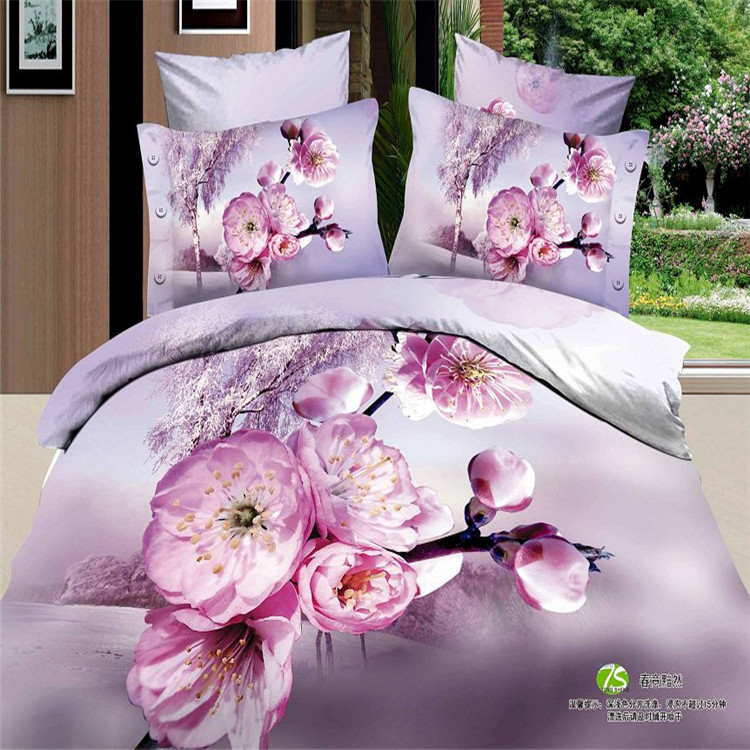 High Qulity Bedding Set and Comforter Set 100% Cotton China Textile