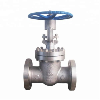 API 600 Metal Seated Stainless Steel Cf8M Flange Flexible Wedge 4 Inch Water Stem Gate Valve