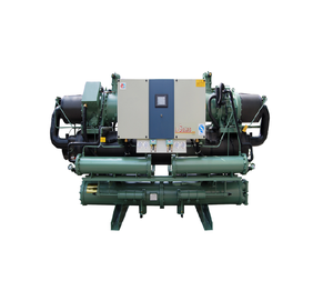 Industrial water-cooled scroll chiller, water cooled cooling chiller, Industrial water vortex generator
