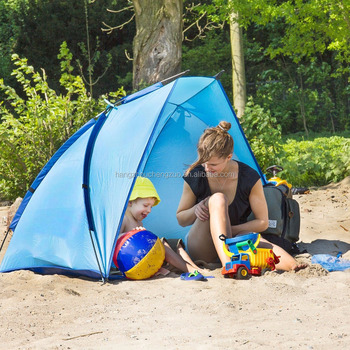 separation shoes ce9bd 5e8c6 1-2 Person Pop Up Beach Tent Sun Shelter,Czy-036 Instant Pop Up Portable  Outdoor Travel Baby Beach Tent Crib With 8 Pegs - Buy Canvas Tent ...